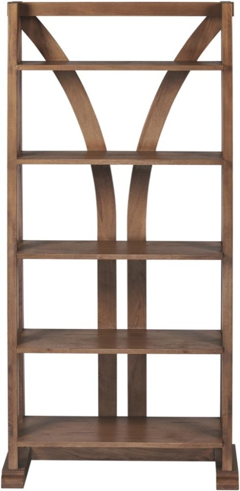Modesto Oak Bookcase