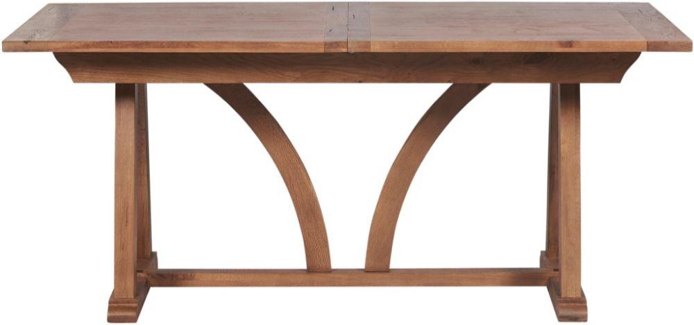 Modesto Oak Extending Dining Table