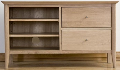 Sorrento Oak TV Cabinet Standard