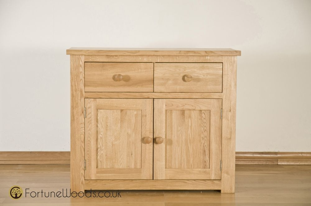 Tavistock Oak Sideboard - 2 Door