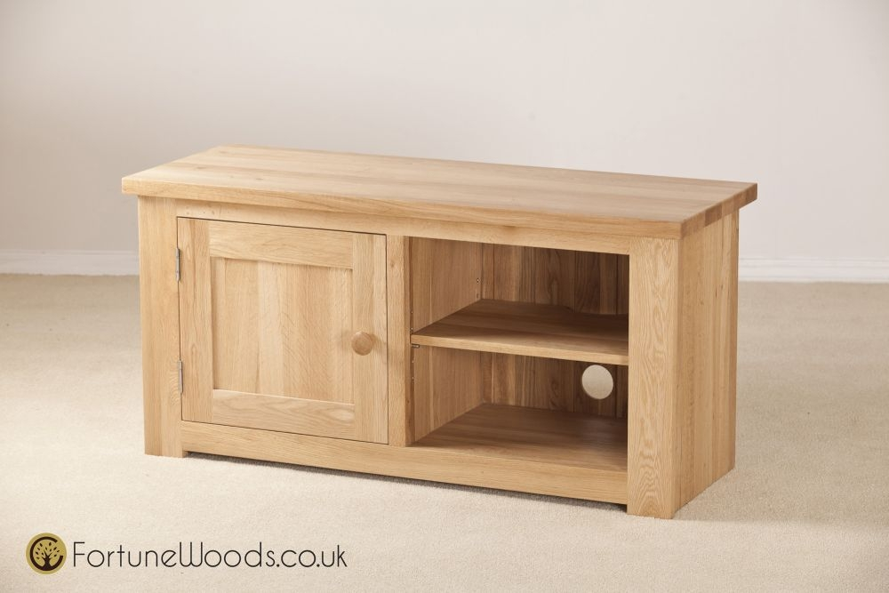 Tavistock Oak TV Unit