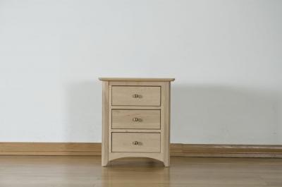 Toulouse Oak Bedside Cabinet