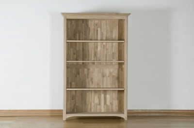 Toulouse Oak Bookcase