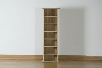 Toulouse Oak CD Rack