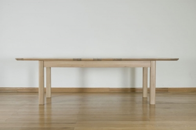 Toulouse Oak Dining Table - 6ft 8in Extending