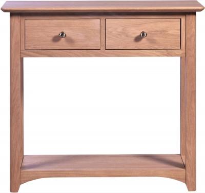 Toulouse Oak Console Table