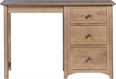 Toulouse Oak Single Dressing Table