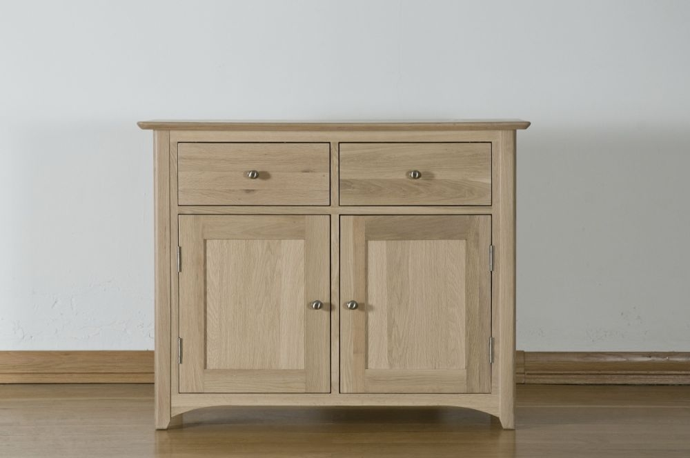 Toulouse Oak Small Sideboard