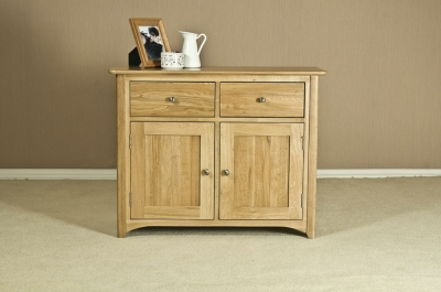 Tuscany Oak Small Sideboard