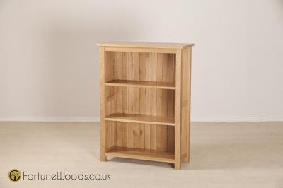Windsor Oak Bookcase - 3ft