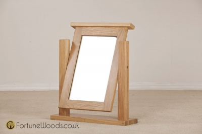 Windsor Oak Dressing Mirror