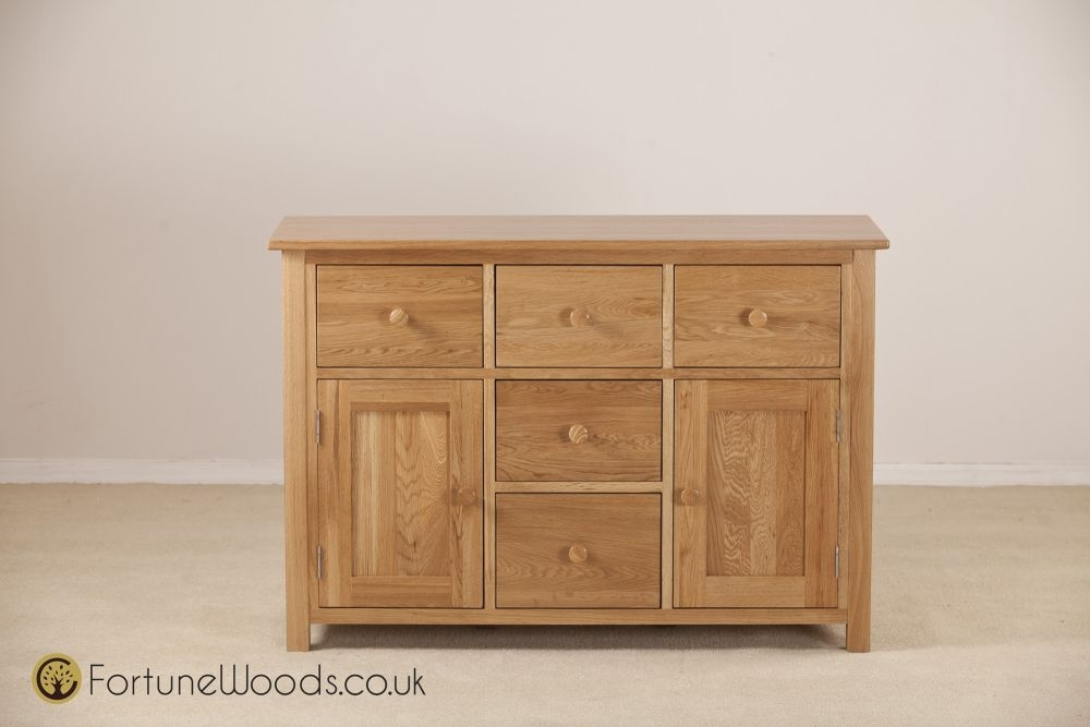 Windsor Oak Sideboard