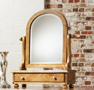 Frank Hudson Baltimore Dressing Mirror with 1 Drawer