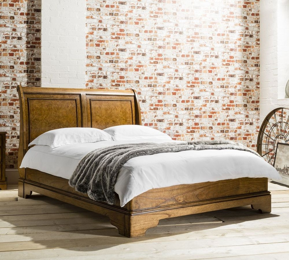 Frank Hudson Baltimore Bed - Low Foot End