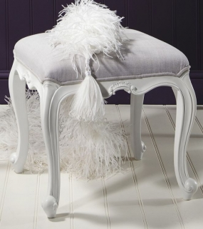 Frank Hudson Chic Chalk Stool