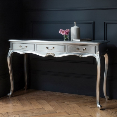 Frank Hudson Chic Silver Dressing Table