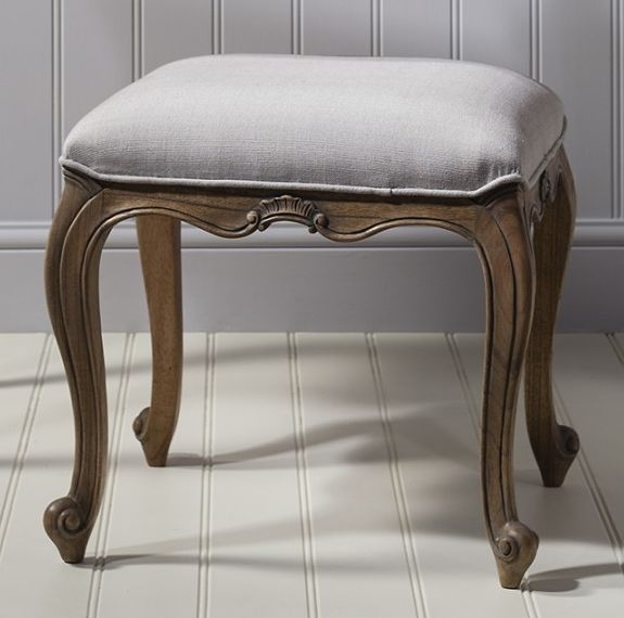Frank Hudson Chic Weathered Stool