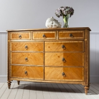 Frank Hudson Spire 6+3 Drawer Chest