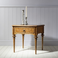 Frank Hudson Spire Square 1 Drawer Lamp Table