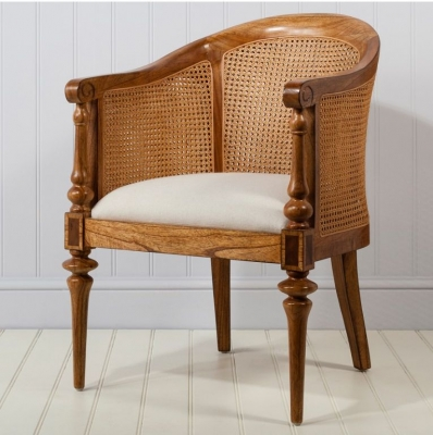 Online Bedroom Chairs: Elegant Bedroom Chair - CFS UK