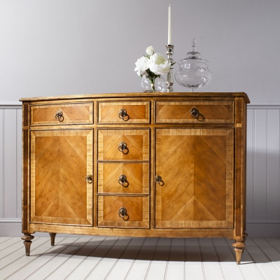 Frank Hudson Spire Sideboard - 2 Door 6 Drawer