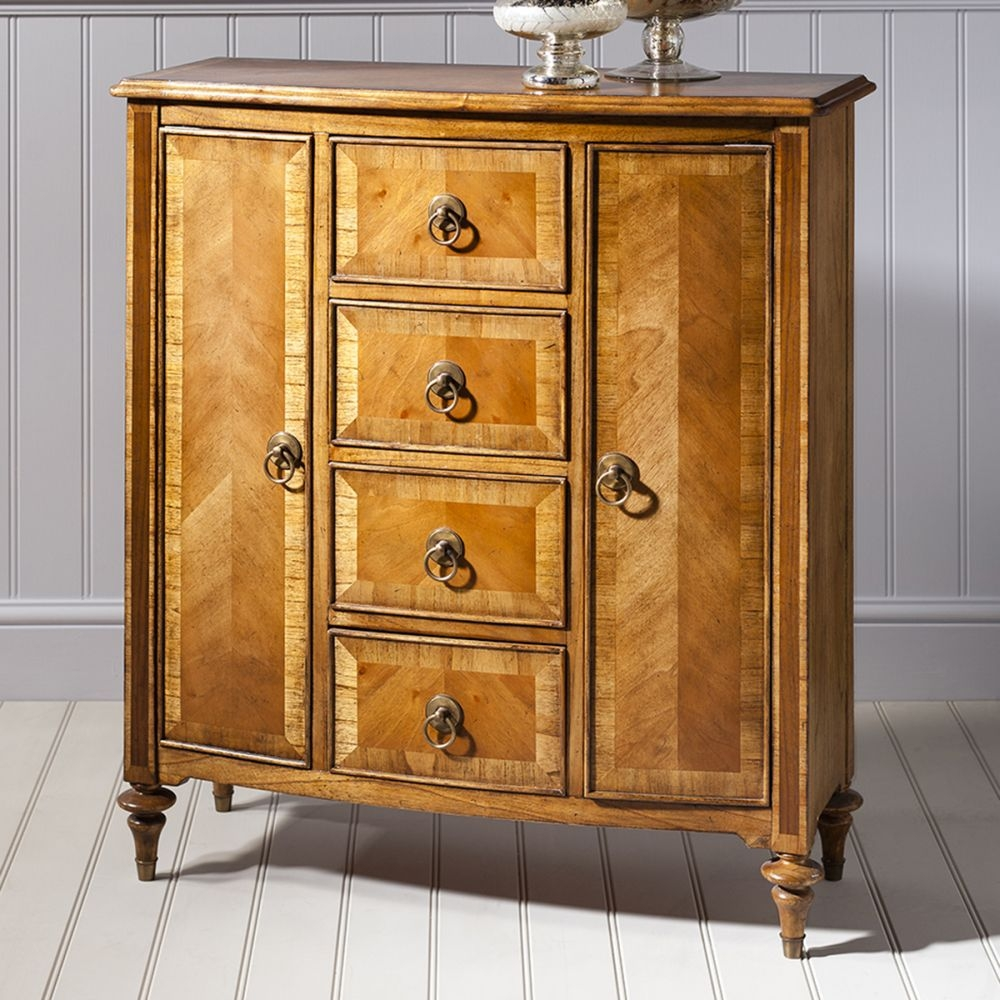 Frank Hudson Spire Mini Sideboard - Walnut