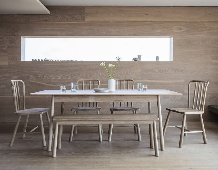 Frank Hudson Wycombe Dining Table - Extending