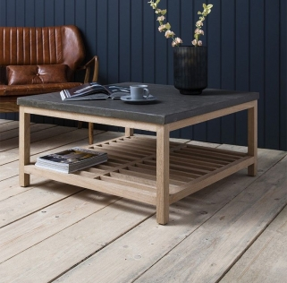 Hudson Living Brooklyn Coffee Table - Square