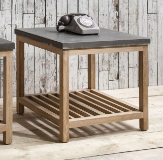 Hudson Living Brooklyn Side Table - Large