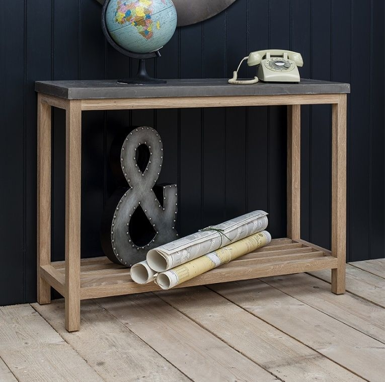 Hudson Living Brooklyn Console Table