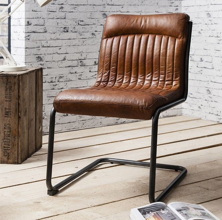 Buy Hudson Living Capri Leather Chair Online CFS UK