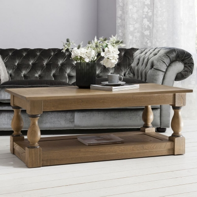 Hudson Living Cotswold Coffee Table - Rectangular