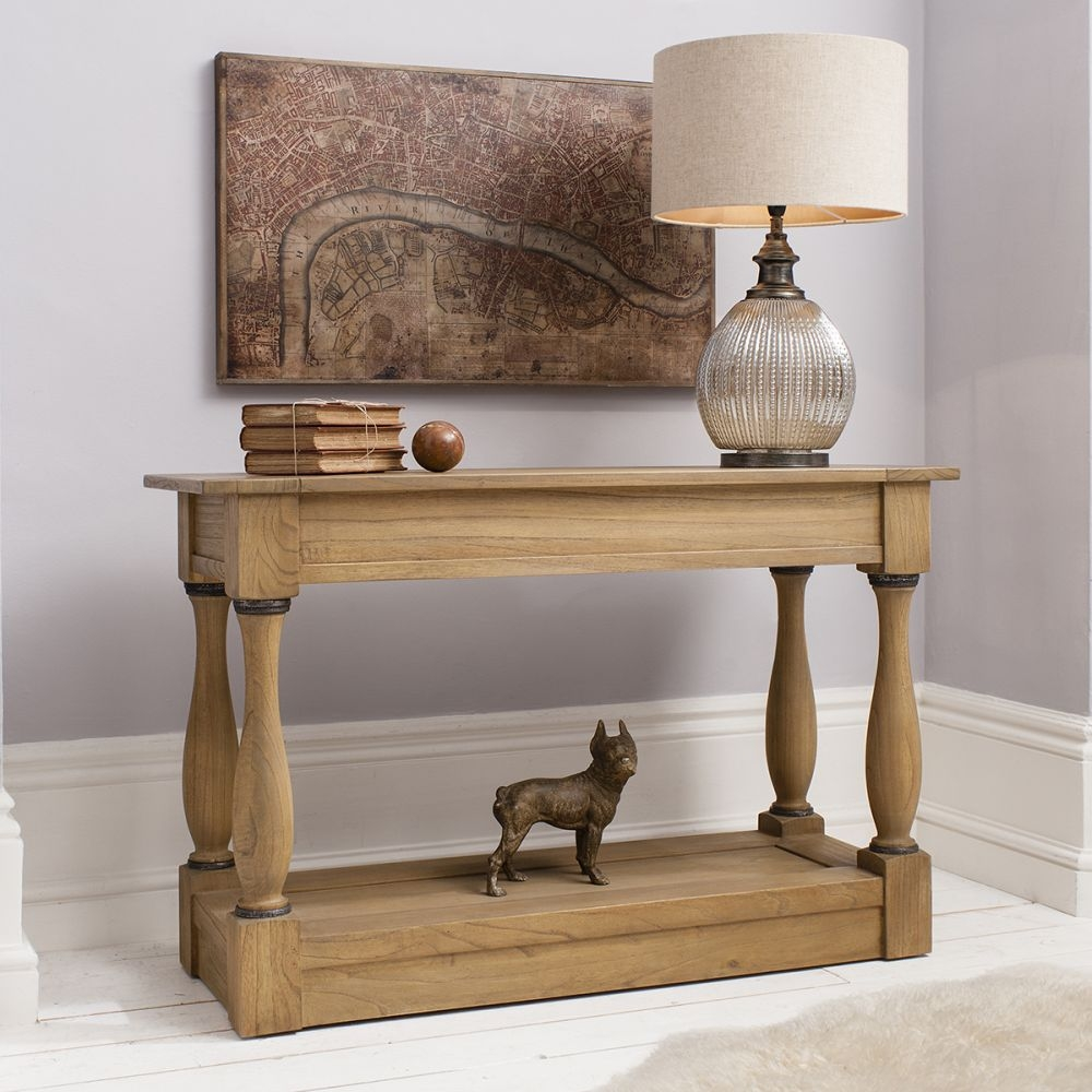 Hudson Living Cotswold Console Table
