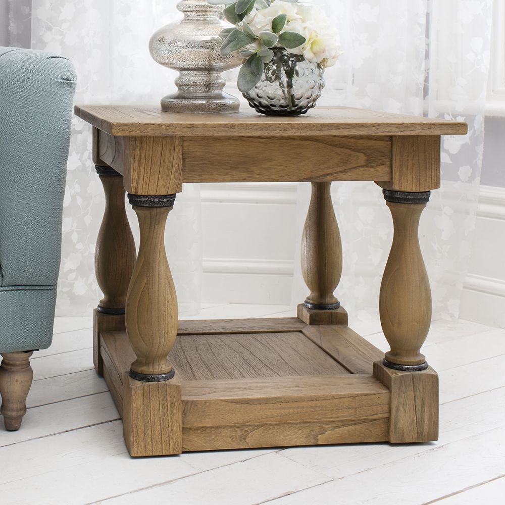 Hudson Living Cotswold Side Table