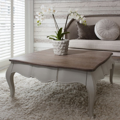 Hudson Living Maison Cool Grey Coffee Table