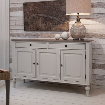 Hudson Living Maison Cool Grey Sideboard
