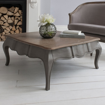Hudson Living Maison Dark Grey Coffee Table