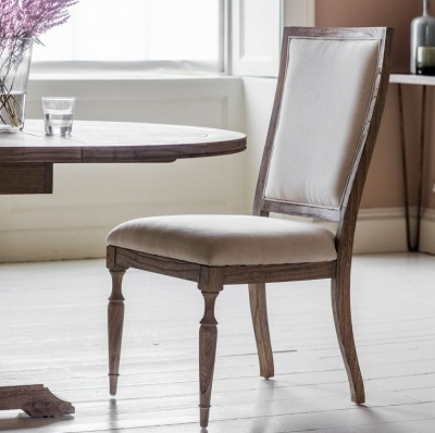 Hudson Living Mustique Dining Chair (Pair)