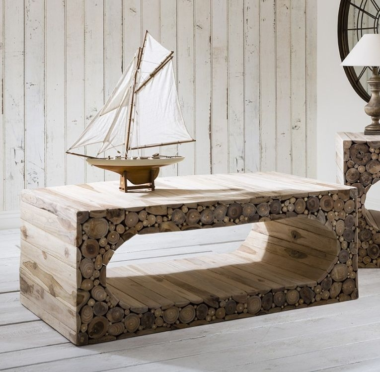 Hudson Living Stockholm Coffee Table