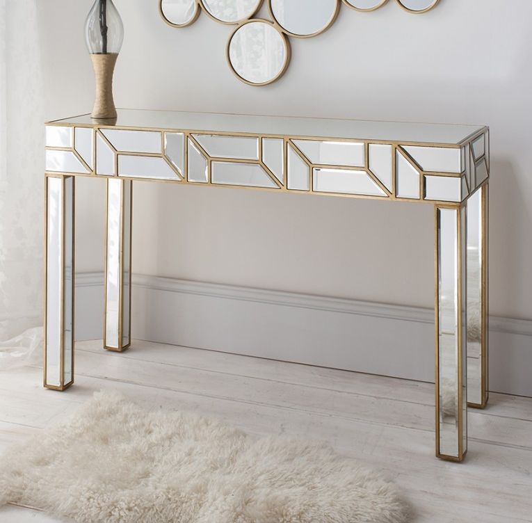 Hudson Living Verbier Console Table
