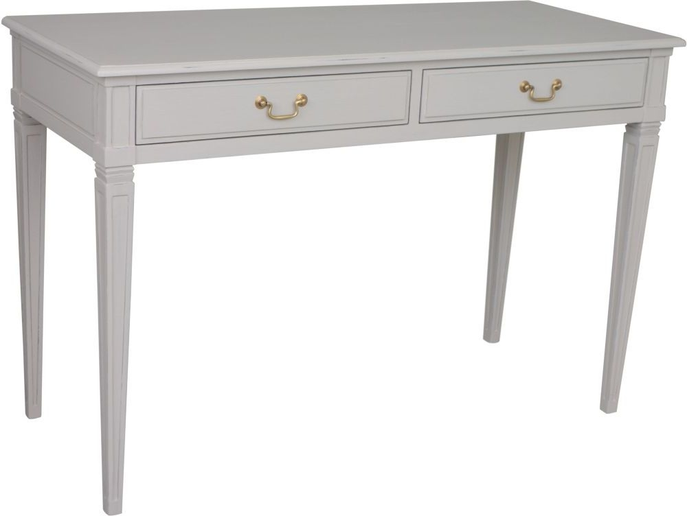 Bonaparte French Putty Painted Dressing Table