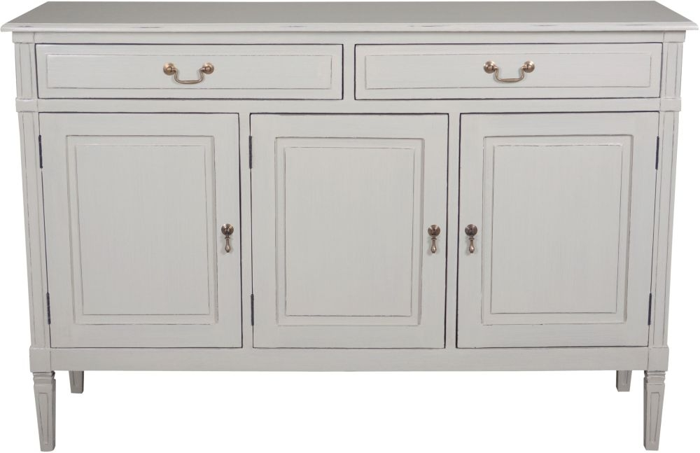 Bonaparte French Putty Painted Sideboard