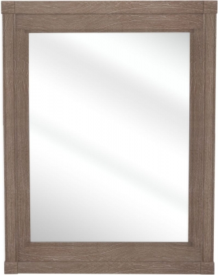 Boudoir French Rectangular Mirror - 70cm x 90cm