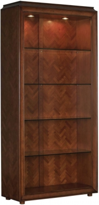 Provencal French Cherry Bookcase