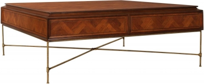 Provencal French Cherry Coffee Table