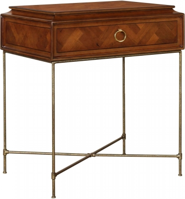 Provencal French Cherry Lamp Table
