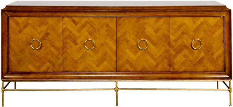 Provencal French Cherry Sideboard