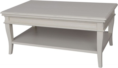 Versailles French Stoney Ground Painted Coffee Table
