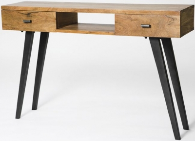 Augusta Acacia Console Table