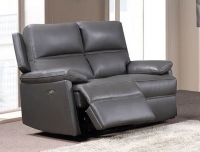 Bailey Leather 2 Seater Sofa